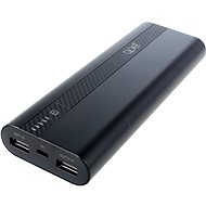 APEI Geschäft Ultimative Black 21000 mAh - Power Bank