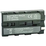 Aputure Batterie für AL Amaranthus - F550 - Akku-