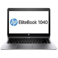 HP EliteBook Folio 1040 G2 + 2013 UltraSlim Docking Station - Notebook