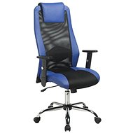 ANTARES SANDER modrá - Kancelářská židle