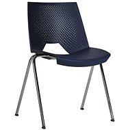 ANTARES 2130 PC Strike modrá - Konferenční židle