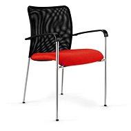 ANTARES Spider červená - Konferenční židle