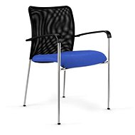 ANTARES Spider modrá - Konferenční židle