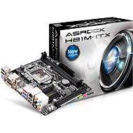 ASROCK H81M-ITX - Základní deska