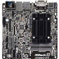 ASROCK J3160DC-ITX - Hauptplatine