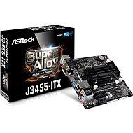 ASROCK J3455-ITX - Alaplap