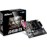 ASROCK J3455B-ITX - Alaplap