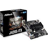 ASROCK J4205-ITX - Alaplap