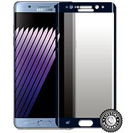ScreenShield Tempered Glass Samsung Galaxy Note 7 blue