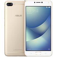 Asus Zenfone 4 Max ZC520KL Sunlight Gold - Mobile Phone