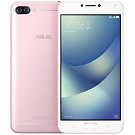 Asus Zenfone 4 Max ZC520KL Rose Pink - Mobile Phone