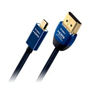 AudioQuest Slinky HDMI - micro HDMI 2m - Video kabel