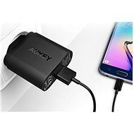 Auke Quick Charge 3.0 1-Port Wall Charger