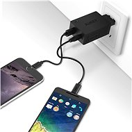 Aukey Quick Charge 3.0 2-Port Wall Charger - Ladegerät
