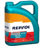 REPSOL ELITE EVOLUTION 5W40 5 Liter - Öl
