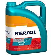 REPSOL ELITE TDI 5W40 - 5 Liter 505.01 - Öl