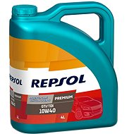 REPSOL ELITE PREMIUM GTI / TDI 10W-40 4 Liter - Öl