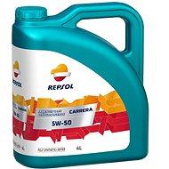 REPSOL ELITE CARRERA 5W-50 4l - Olej