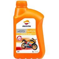 REPSOL MOTO Competicion 2 T 1 Liter - Öl