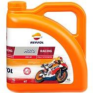 REPSOL moto-Rennen 4-10W T-50 4 Liter - Öl