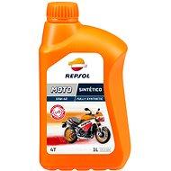 REPSOL MOTO Sintetica 4-T-10W-40 1L - Öl