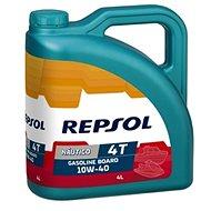 REPSOL NAUTICO GASOLINE BOARD 10W-40 4 Liter - Öl