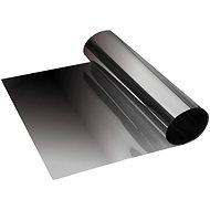 FOLIATEC - metalizovaný, přechodový stínící pruh na přední okno - černý - Sluneční clona
