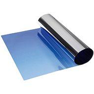 FOLIATEC - metalizovaný, přechodový stínící pruh na přední okno - modrý - Sluneční clona