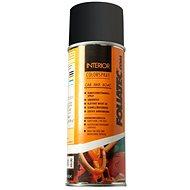 FOLIATEC Interior Color Spray - černá matná - barva na interiér