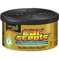 California Scents, vůně Car Scents Golden State Delight - Vůně do auta