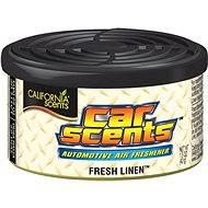 California Scents, vůně Car Scents Fresh Linen - Vůně do auta
