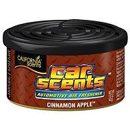 California Scents, vůně Car Scents Cinnamon Apple - Vůně do auta