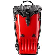Boblbee GTX 25L - Diablo Red - Shell backpack