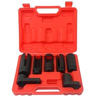GEKO Set of socket wrenches and injectors, 7 pcs - Set