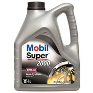 Mobil Super 2000 X1 10W-40, 4l