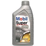 Mobil Super 3000 Formula F 5W-20, 1l
