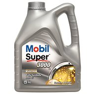 Mobil Super 3000 X1 5W-40, 4 L - Oil