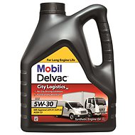 MOBIL DELVAC CITY LOGISTICS M 5W-30 4l - Oil