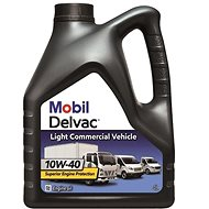 MOBIL DELVAC LIGHT COMMERCIAL VEHICLE 10W-40 4l - Olej