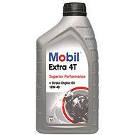 Mobil Extra-4T 10W-40 1 l - Öl