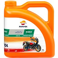REPSOL MOTO RIDER 4T 15W-50 4l - olej