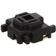 HELLA PATICE H4, R2 3-pin socket without cable - Car Bulb