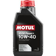 MOTUL 2100 POWER+ 10W40 1L - Olej