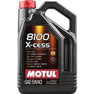 MOTUL 8100 X-CESS 5W40 5L - Oil