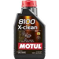 MOTUL 8100 X-CLEAN 5W40 1L - Oil