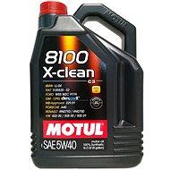 MOTUL 8100 X-CLEAN 5W40 5L - Oil