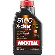 MOTUL 8100 X-CLEAN FE 5W30 1L - Olej