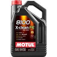 MOTUL 8100 X-CLEAN FE 5W30 5L - Öl
