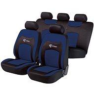 Walser Sitzbezüge das gesamte Fahrzeug RS Racing blau / schwarz - Autobezüge