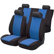 Walser Sitz deckt das gesamte Fahrzeug Flash-blau - Autobezüge